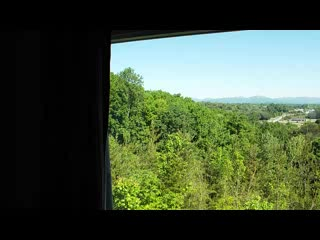 Days Inn Dahlonega: a room with a view