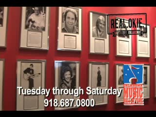 Muskogee, OK: The Oklahoma Music Hall of Fame