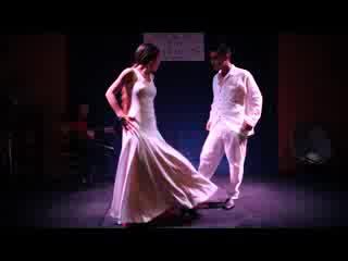Palacio de los Olvidados: 2 seconds of Flamenco