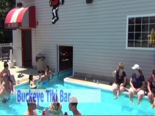 Bay Lodging Resort: The Buckeye Tiki Bar