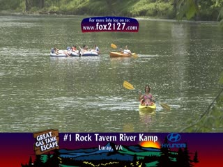 #1 Rock Tavern River Kamp : Our first commercial