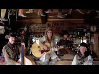 Triangle C Ranch: Jess Camilla Garnick O'Neal & the NeverSweat Players filmed their newe