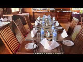 Bwindi Impenetrable National Park, Uganda: Ruhija Gorulla Lodge