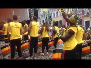 Jammin' with Casa Do Olodum