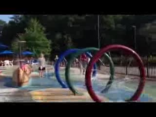 Woodlands Hotel & Suites - Colonial Williamsburg: New Splash Pad
