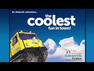 International Antarctic Centre: The coolest fun in town