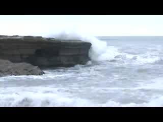 Fox Glacier, New Zealand: Punakaiki video1