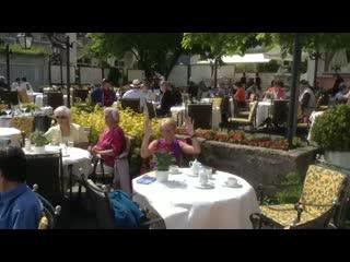 Weil der Stadt, Alemania: Gezelligheid in Lindau
