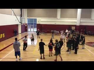 Greensboro, NC: Slam dunking