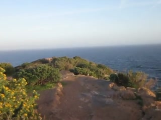 Sounio, Greece: A video of the view