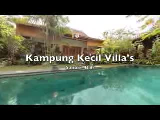 Kampung Kecil - A short video impression