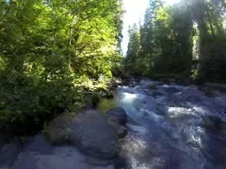 Hood River, Oregón: Breitenbush River