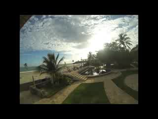 Windtown Beach Hotel: Sunrise in Cumbuco