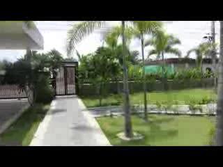 Lotus Villas & Resort Hua HIn: Black Lotus 3BR villa - walk to reception