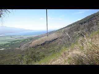Wailuku, Havai: Zipping!!