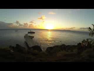 رويال دافوي آيلاند ريزورت بيكا لاجون: Royal Davui Island Resort, Fiji | Sunset