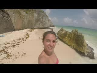 Playa Maya: Mayan Beach. Tulum.