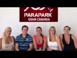 Playa del Ingles, Spain: The experience