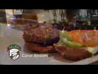 Village Tavern & Grill Restaurant in Carol Stream