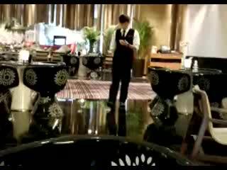 InterContinental Hotel Qingdao : Poor Service Supervision