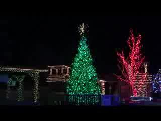 Glenwood Caverns Adventure Park : The Musical Christmas Tree