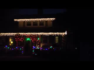 Cra0e Creek B&B Holiday Iighting