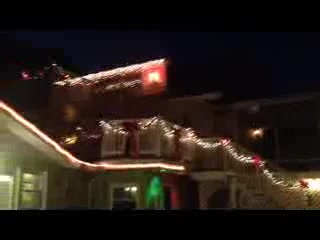 Crane Creek Inn Holiday light exravaganza!