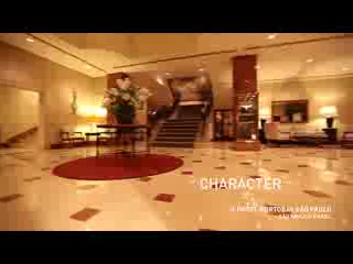 L'Hotel PortoBay Sao Paulo: L'Hotel Porto Bay São Paulo - Brazil
