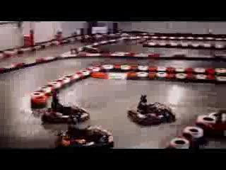 Campsie Karting Centre Video