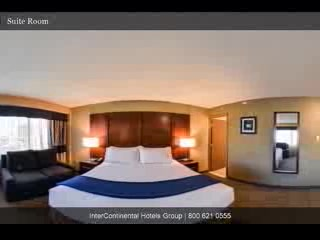 Tour of a New Holiday Inn Express Washington DC N Silver Spring