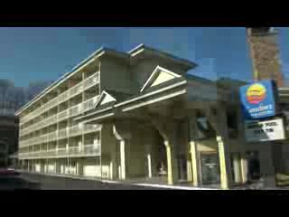كومفرت إن آند سويتس آت دوليوود لين: Comfort Inn & Suites at Dollywood Lane, Pigeon Forge, TN