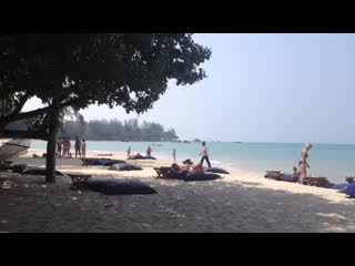 The Tubkaak Krabi Boutique Resort: The Beach at Tubkaak