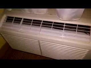 Courtyard by Marriott Indianapolis Carmel : Air Conditioner/Heater Issue