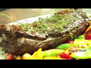 Holiday Inn Singapore Orchard City Centre : Window on the Park Presents Signature U.S. Roast Angus Beef