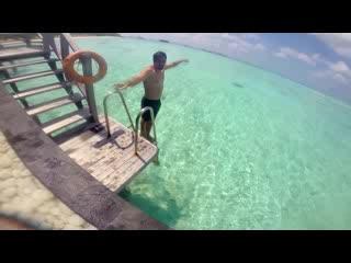 Sun Aqua Vilu Reef : my honeymoon