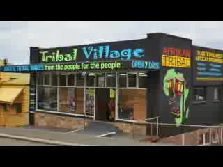 Tribal Villlage in Albany