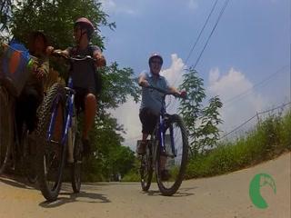 Footprint Vietnam Travel Day Tours: Cycling Tours - Footprint Vietnam Travel - YouTube