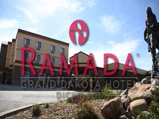 Dickinson, ND: Welcome to the Ramada Grand Dakota Hotel