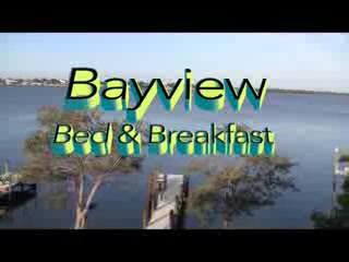 A-Bayview Bed and Breakfast: One of our new favorite places