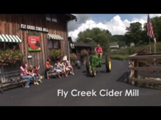 Fly Creek Cider Mill & Orchard: Fly Creek Cider Mill a Cooperstown Attraction