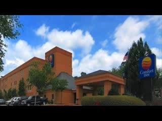 Comfort Inn Clemson University Area: Welcome to the Comfort Inn, Clemson, S.C. (Clemson University Area)