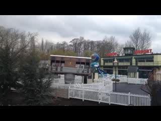 แทมเวิร์ท, UK: The new Toby ride being tested
