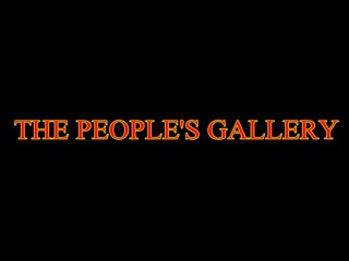 The People's Gallery: The Famous Murals of The Bogside