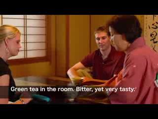 Izu Hokkawa Onsen Bousui: Chris&Alecia experienced Japanese culture in Higashi-Izu