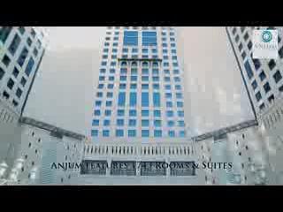 Anjum Hotel Makkah official video