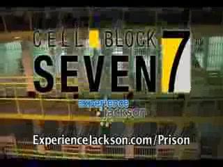 แจ็คสัน, มิชิแกน: Cell Block 7 Prison Museum
