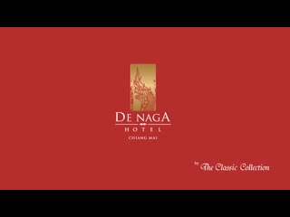De Naga Hotel: Welcome to De Naga Chiang Mai