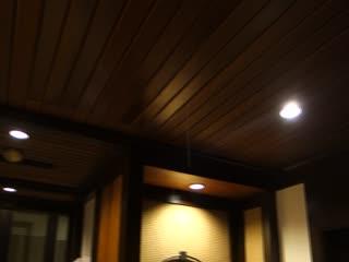 Pangkor Laut Resort: Leaking ceiling