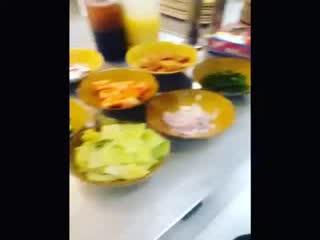 Miskeh Lebanese Restaurant: Fattoush Salad