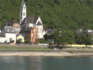 Middle Rhine Cruise